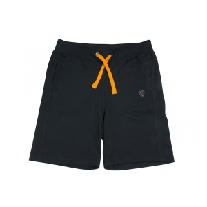 Kraťasy Black / Orange jogger short - XXXL