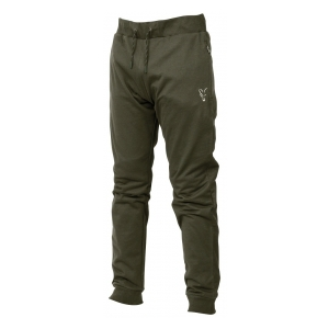 Fox International Tepláky Collection Green & Silver LW Joggers vel. M