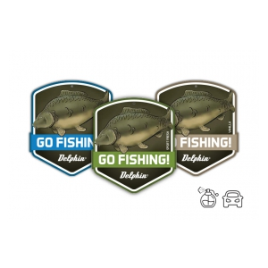 Vůně do auta GO FISHING! Carp - Sport fresh