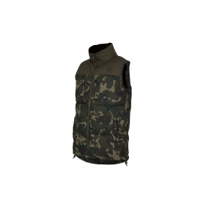 Fox International Vesta Chunk Camo Khaki RS Gilet vel. M