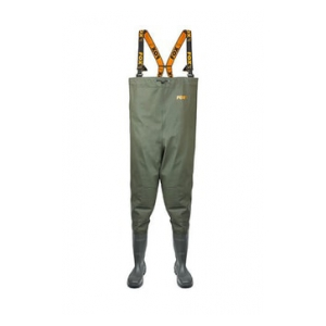Fox International Brodicí kalhoty - Chest waders vel. 45