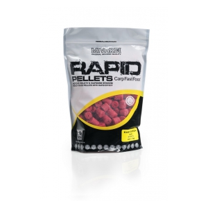 Pelety Rapid Easy Catch Jahoda 1kg 4mm
