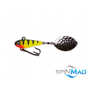 Spinmad Tail Spinner Wir 10g 0814
