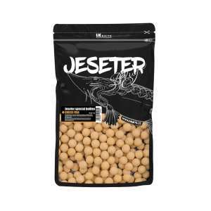 LK Baits Jeseter Special Boilie Cheese 18mm, 1kg