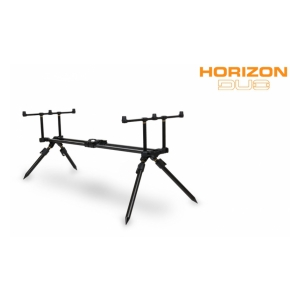 Rod pod Horizon Dual 3-rod inc carry case