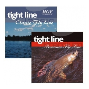 Muškařská šňůra tight line - WF-6-I Tropical blue