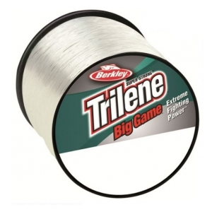 TRILENE BIG GAME 100LB 0.90MM 600M ECONO SPOOL CLEAR