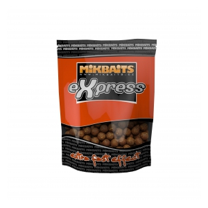 Mikbaits eXpress boilie 1kg - Scopex Betain 18mm