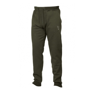 Fox International Tepláky Collection Green & Silver Joggers vel. L