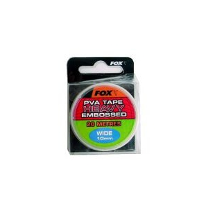 PVA páska Wide 1 x 20m 10mm Heavy Tape Embossed