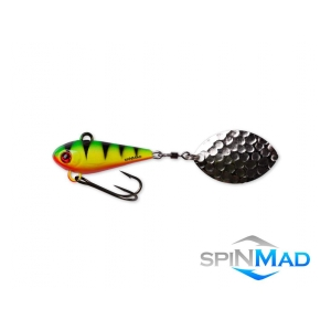 Spinmad Tail Spinner Wir 10g 0809