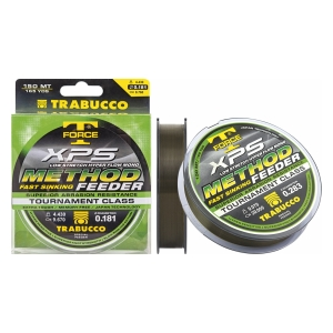 Vlasec T-Force XPS METHOD FEEDER 150m 0.18mm-4,43kg