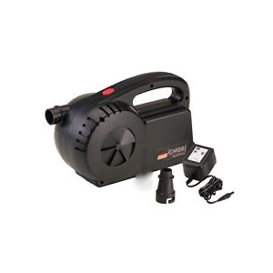 Fox Rechargable Air Pump / Deflator 12 V / 240 V