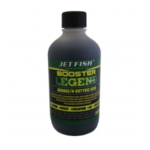Jet Fish Legend Range booster 250ml Ananas/N-butyric acid