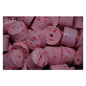 LK Baits Duo Pellets Wild Strawberry/Carp Secret 1kg, 20mm