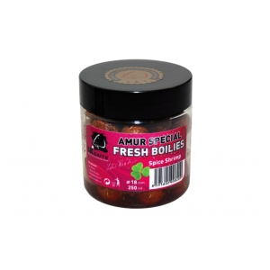 Fresh Boile Amur special Spice Shrimp 18mm 250ml