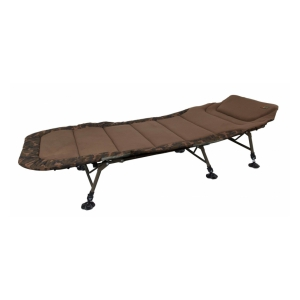 Fox International Lehátko R-Series Camo Bedchair R3 Kingsize