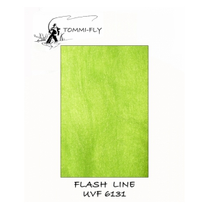 Flash line - Fluo  zelená