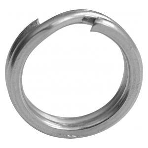 Black Cat Xtreme Split ring - 10mm-90kg-10ks