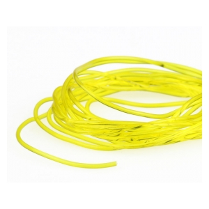 Sybai Glass rib 1mm - Yellow-140cm