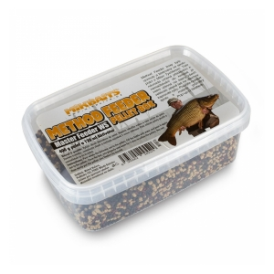 Mikbaits Method Feeder pellet box 400g + 120ml - Master Feeder WS