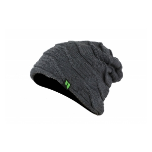 Karel Nikl Kulich Beanie L-Fleece Grey X