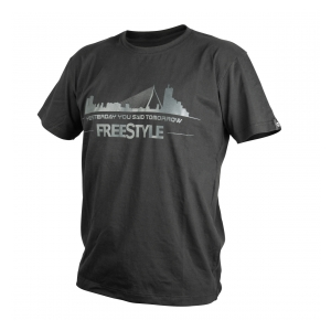 FreeStyle Triko Black vel. M