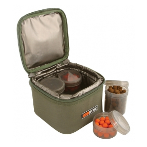 Fox International FX Small Cooler Bag / 4 Glug Pots inc 2 full and 4 half pots
