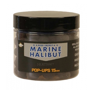 Pop-Ups boilies - Marine halibut 15mm