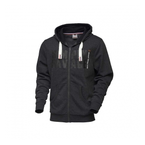 Mikina Simply Savage Raw Zip Hoodie vel. M
